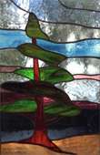 Joyce Leroux, Stained Glass